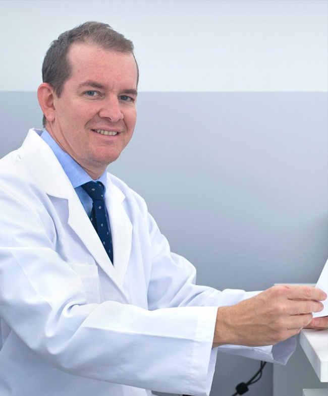 Dr. Luis Gonzalo Ugarte Fornell